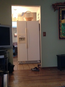 (In)convenient fridge